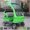 4つの車輪の小型車の電気移動性のスクーター