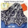 Повелительница напечатанная цифров способа 2017 новая шалей конструкции Шелк Шарф