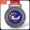 工場価格のカスタム挑戦マラソンのフィニッシャーメダル