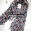 Signora Fashion Scarf del commercio all'ingrosso dello scialle dei baffi stampata voile