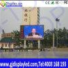 P6 perfectionnent l'écran polychrome extérieur de l'effet DEL de visibilité pour la publicité de circulation