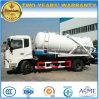 販売のための10立方メートルの真空の下水道のクリーニングのトラック