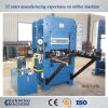 Резиновый вулканизируя машина давления с пушпульным приспособлением