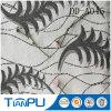 Tissu de coutil de matelas tricoté par polyester 100%