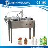 Maquinaria de relleno semiautomática del cilindro para el líquido viscoso