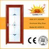 Disegno indiano di prezzi di alluminio economici dei portelli (SC-AAD015)