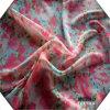 Новая горячая продавая напечатанная ткань для женщин одежды, Роза напечатала ткань полиэфира