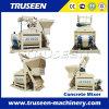 Js1000対シャフトの粘土の混合の機械またはコンクリートミキサー車