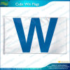 w Flag Чiкаго Cubs Flag 3X5FT Polyester Mbl Win Wrigley Field (J-NF05F09060)