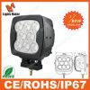 Vierkante Work Light, 80W LED Work Light, LED Lights voor Jeep Wrangler