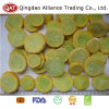 Bevroren de uitstekende kwaliteit sneed Gele Courgette