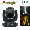 200W poco costoso 5r Beam Moving Head Stage Light