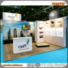 Sprung PVC Pop oben Display Booth Design