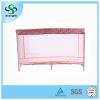 최신 판매 간단한 휴대용 아기 게임 침대 (SH-A6)
