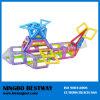 ABS Stuk speelgoed van de Bouwsteen van de Magneet het Intelligente Plastic