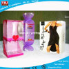 明確なペットPVCボックス、印刷されたプラスチック包装ボックス、ゆとりのプラスチックの箱