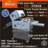 Total de 350 mm corte corte automático de alimentación automática a doble cara máquina laminadora de papel rollos de película