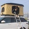 차 여행 2 사람 Offroad 4*4를 위한 야영 지붕 최고 천막