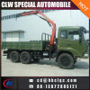6ton Knuckle Crane 6X6 Military Dongfeng Crane Truck