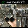 Baranda de escalera de 304 tubos de acero inoxidable