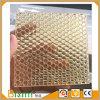 区分のための装飾的で半透明な内部の蜜蜂の巣の樹脂のパネル