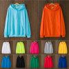 Спокойная установите хлопок полиэстер смесь в удлиненной худи с Sweatshirt моды чехол карман