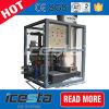 fabricante de hielo del tubo 1t/24hrs bajo control del PLC
