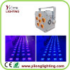 Draadloze LEIDENE van de Batterij van Rgbawuv van de Prijs van de Fabriek van Yilonglight 6in1 6PCS Verlichting