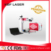 Портативная малая машина маркировки лазера волокна размера