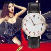 Yxl-575 2017 남자를 위한 최신 판매 호화스러운 손목 시계 관례 로고 도매 석영 시계