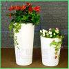 De zonne Aangestoken LEIDENE van de Potten en van de Planters van de Bloem Plastic Potten van de Bloem