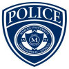 Het hete Verkoop Afgedrukte Naamplaatje van het Aantal van de Halsband van het Kenteken van de Speld van de Politie