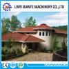 Mattonelle di tetto rivestite del metallo della pietra schiava del piatto dello Alluminio-Zinco di alta qualità