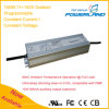 bloc d'alimentation continuel programmable extérieur du courant DEL de 150W 71~142V