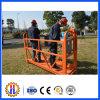 Zlp serie Powered pared exterior construcción plataforma suspendida