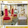 Commerciële Decoratie Koningin Wedding Chairwholesale