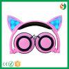 中国の工場Lksの技術は販売のための新しい流行の猫デザインステレオの涼しいヘッドホーンを作り出した