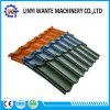 resistenza del vento 120mph e mattonelle di tetto d'acciaio galvanizzate leggere