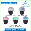 IP67 Tiefbaugarten-Licht des Aluminium-LED