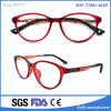 Nouveau design Classic Plastic Full-Rim Frame Round Eyeglasses for Teen