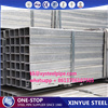 ASTM A53 - Pipes en acier rectangulaires galvanisées