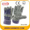 De omgekeerde Industriële Handschoenen van de Veiligheid van het Werk van het Leer van het Meubilair (310091)