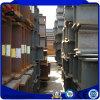 Colunas de aço soldadas da seção Prefab de H para a oficina da construção de aço
