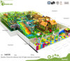 Спортивная площадка нового крытого парка атракционов изготовления игрушки оборудования спортивной площадки пластичного большого крытая