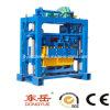 Малая ручная конкретная машина делать кирпича QT40-2