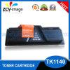 Jogos pretos do tonalizador para Kyocera Tk1140