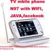 二重SIM TVの携帯電話(N97)