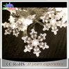 Lumière de chaîne de caractères de flocon de neige de la lumière 30 DEL de vacances de décoration de Noël