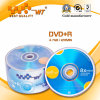 Espaço em branco DVD+R 8x4.7GB120min do tipo do peso