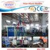 Ligne de fabrication en plastique d'extrusion de pipe de HDPE de machine de pipe d'approvisionnement en eau de gaz de PE